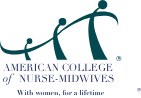 American College of Nurse-Midwives Color Logo