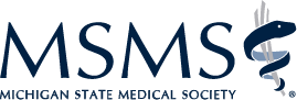 Michigan State Medical Society Color Logo