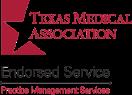 Texas Medical Association Endorsed Service Color Logo