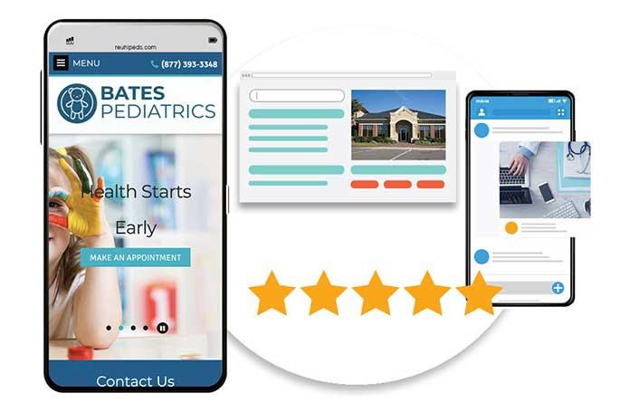 pediatrics digital marketing